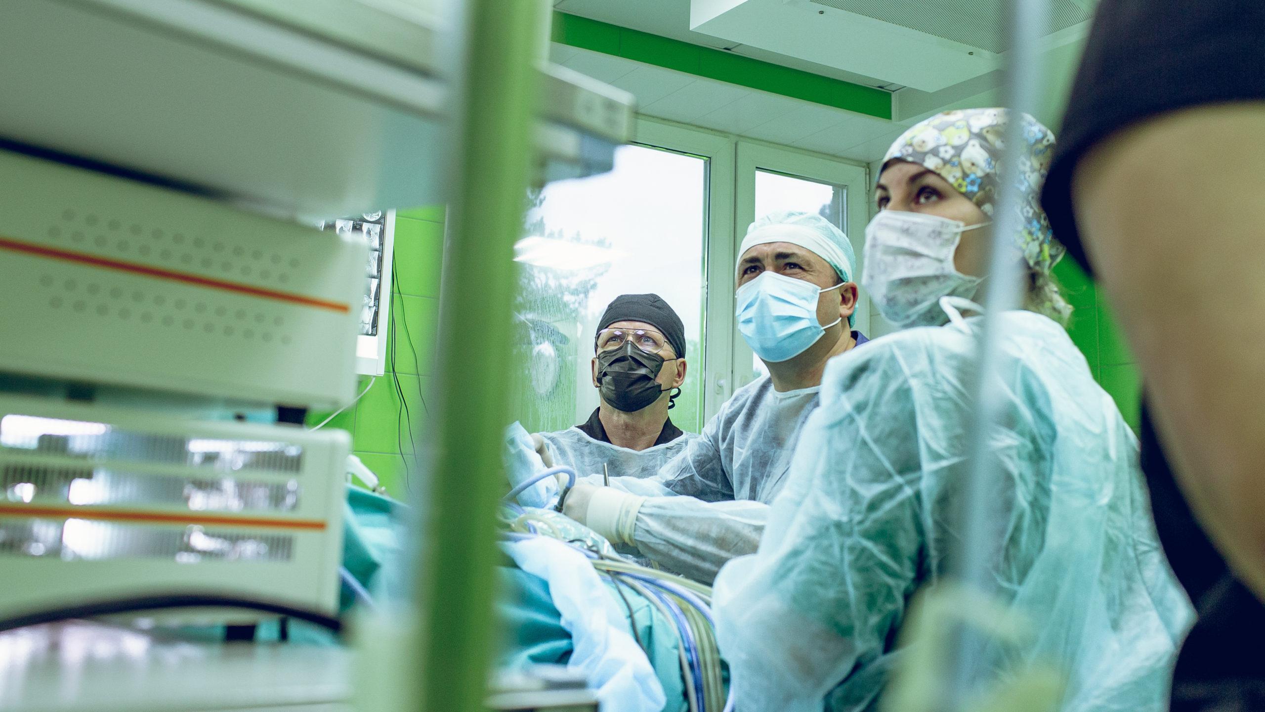 Артроскопическая субакромиальная декомпрессия, акромиопластика