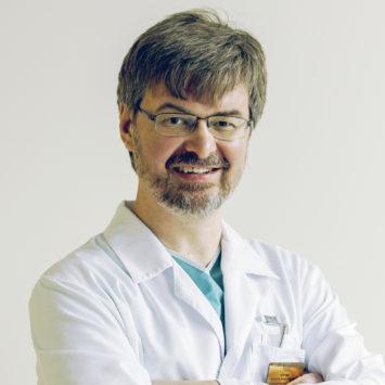 врач-гематолог, эксперт в области медицины А.А. Бурцев