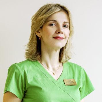 врач-анестезиолог Добромыслова