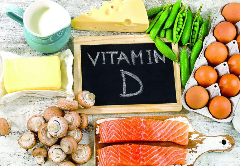 витамин D и перелом шейки бедра